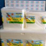 Distribuidor de caixa de isopor