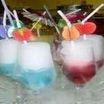Gelo seco para drinks