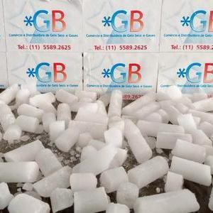 Comprar gelo seco