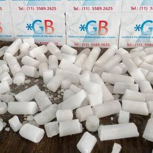 Distribuidora de gelo seco